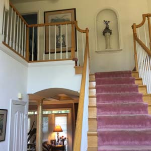 custom railings Maryland