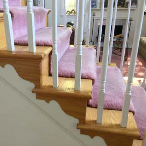 custom stair railing design